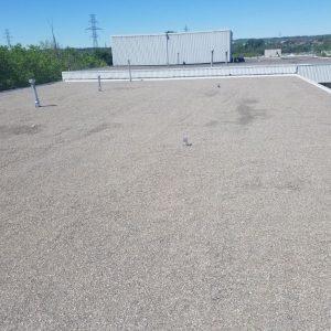 5. Built-up Roofing (BUR)