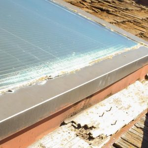 skylight damage roofing service toronto