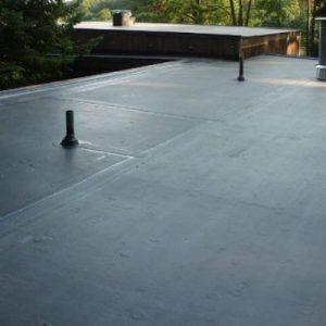 Ethylene Propylene Diene Monomer roofing service toronto